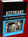 Assyrians: The Continuous Saga